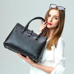 【春夏新品惠】真皮女包新款女士头层牛皮包包单肩包手提包箱包