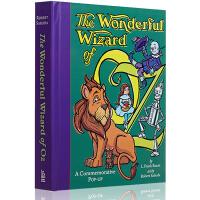 绿野仙踪 3D立体书 英文原版绘本 The Wonderful Wizard Of OZ 儿童玩具书 立体书超动感 p