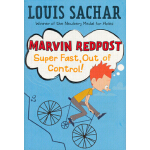 【正版直发】Marvin Redpost: Super Fast, out of Control! Louis Sac