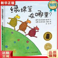 海豚绘本花园:绿绵羊在哪里(精) [澳大利亚] 梅姆福克斯 9787556080397 长江少年儿童出版社 新华正版
