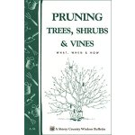 Pruning Trees, Shrubs & Vines: Storey's Country Wisdom Bull