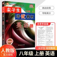 尖子生培优教材九年级全一册英语人教版初三9年级同步练习册2021新版