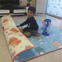 宝宝爬行垫加厚婴儿爬爬垫环保泡沫儿童地垫客厅家用大号游戏垫子