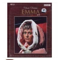 原装正版 BBC经典纪录片 爱玛(2DVD-9) 光盘