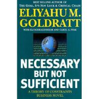 【预订】Necessary But Not Sufficient: A Theory of