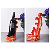 简约现代创意红酒架客厅酒柜装饰品家居摆件结婚礼品