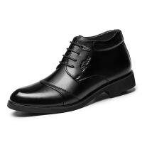 2017春季新款经典男士保暖棉鞋系带高帮鞋加绒棉靴男鞋子商务休闲皮鞋正装鞋子男加绒2772BBS支持