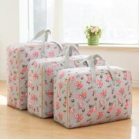 特大手提牛津布装棉被子收纳袋整理袋衣服物防潮行李箱的打包袋子 【中+大+特大】组合装