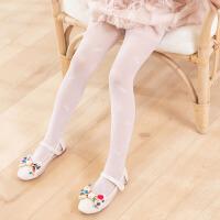 乌龟先森 儿童连裤袜 女童天鹅绒卡通舞蹈袜子夏季韩版新款时尚百搭打底裤中大童款式袜子
