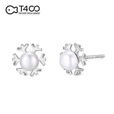 T400简约时尚S925银珍珠系列 生日礼物送女友 81095