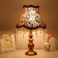 圣诞节礼物台灯卧室床头装饰灯可调光台灯创意礼品3 配3瓦LED白光