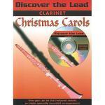 【预订】Discover the Lead Christmas Carols: Clarinet [With