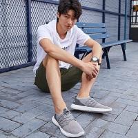 骆驼牌网鞋 夏季透气网鞋男士跑步运动鞋网眼低帮休闲鞋男潮百搭