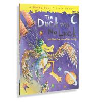 送音频/牛津原版英文绘本/The Duck With No Luck 倒霉的鸭子