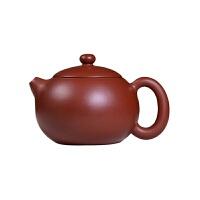 宜兴紫砂壶名家纯全手工紫砂泡茶壶茶具原矿大红袍朱泥西施壶