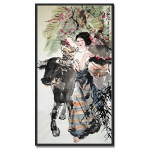 中国美术家协会会员 姚有多《同程图》