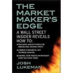 【预订】The Market Maker's Edge: A Wall Street Insider
