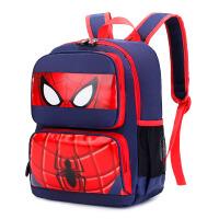 幼儿园书包蜘蛛侠奥特曼男女孩1-3-6岁儿童小学生双肩背包超轻便5