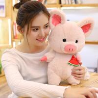 可爱小猪娃娃公仔毛绒玩具仿真猪猪玩偶女生睡觉抱枕超萌女孩懒人