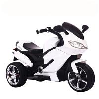 脉驰 婴儿童电动车摩托车三轮车可坐小孩1-3童车4-6岁宝宝玩具车可坐人