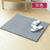 热熔2厘米加厚丝圈地垫进门入户门垫可裁剪PVC脚垫门口地毯防滑垫