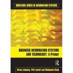 【预订】Business Information Systems and Technology: A