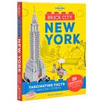 【中商原版】孤独星球童书 乐高积木城市 纽约 英文原版 Brick City New York (Lonely Pla
