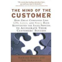 【预订】The Mind of the Customer: How Great Companies Like