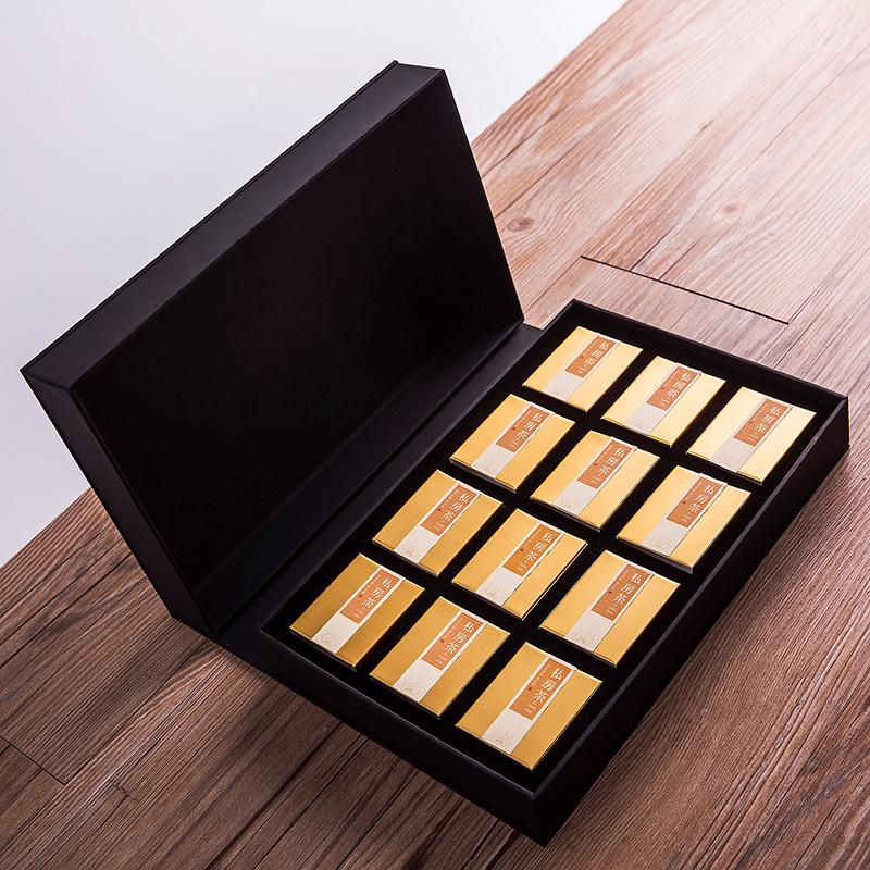 茶叶礼盒装空盒通用二两装纸盒