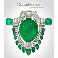 【预订】Oscar Heyman: The Jewelers' Jeweler奥斯卡海曼:珠宝商的珠宝商