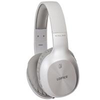 漫步者(EDIFIER)W80BT 立体声蓝牙耳机 银色