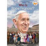 【预订】Who Is Pope Francis?