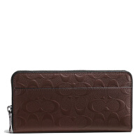 【当当自营】 蔻驰(COACH)新款时尚经典C纹男士手拿包钱包 F75372