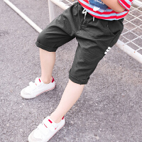 童装男童夏季裤子新款潮儿童夏装休闲裤