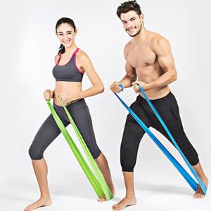 物有物语  弹力带  瑜伽拉力带弹力带健身男女阻力带力量训练拉伸带乳胶拉力绳拉力片