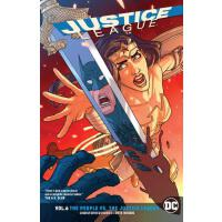 【预订】Justice League Vol. 6: The People vs. The Justice Leagu