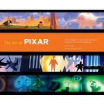 【预订】The Art of Pixar: 25th Anniv. The Complete Color Script
