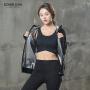 【女神特惠价】Kombucha爆汗服女士健身减脂纤体瘦身减肥衣发汗服运动外套JCWT533