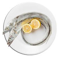 速鲜 新鲜冷冻舟山带鱼2.5-3kg 盒装东海小眼带鱼整条深海海鱼