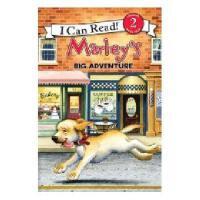 I Can Read-Level 2:Marley: Marley\'s Big Adventure