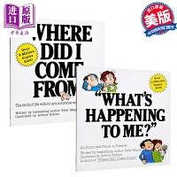 【中商原版】我从哪儿来? Come From/ 我怎么了?青春期指南 Puberty 性教育启蒙2册 亲子绘本 性教育