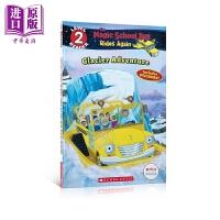 【中商原版】Scholastic Readers L2 学乐小读者2级神奇校车再出发4 Magic School Bus