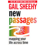 NEW PASSAGES(ISBN=9780345404459) 英文原版