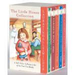 【预订】Little House 5-Book Full-Color Box Set Books 1 to 5