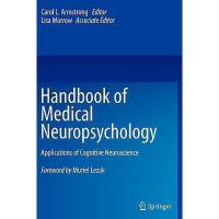 【预订】Handbook of Medical Neuropsychology: Applications of