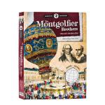 【正版直发】英文原版SCIENTISTS AND INVENTORS THE MONTGOLIFER BR Engli