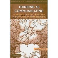 【预订】Thinking as Communicating: Human Development, the