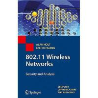 【预订】802.11 Wireless Networks: Security and Analysis