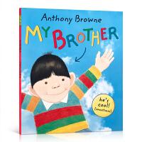 【全店300减100】英文原版Anthony Browne My Brother安东尼布朗经典作品赠送音频