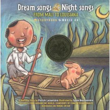 【预订】Dream Songs Night Songs: From Mali to Louisiana 美国库房发货,通常付款后3-5周到货!